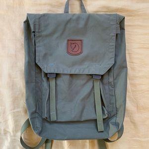 Olive Fjallraven Backpack - Foldsack no 1